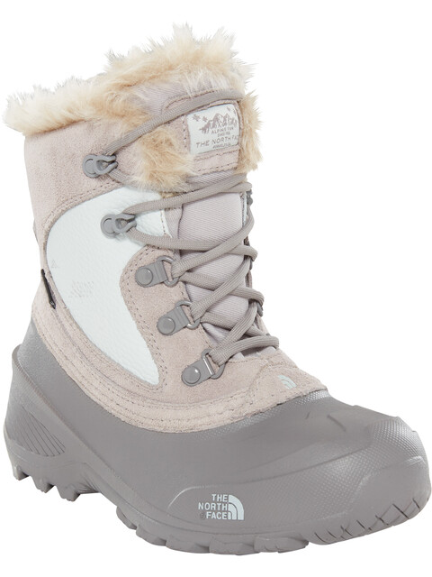 The North Face Kids Shellista Extreme Boots Kids Foil Grey/Icee Blue